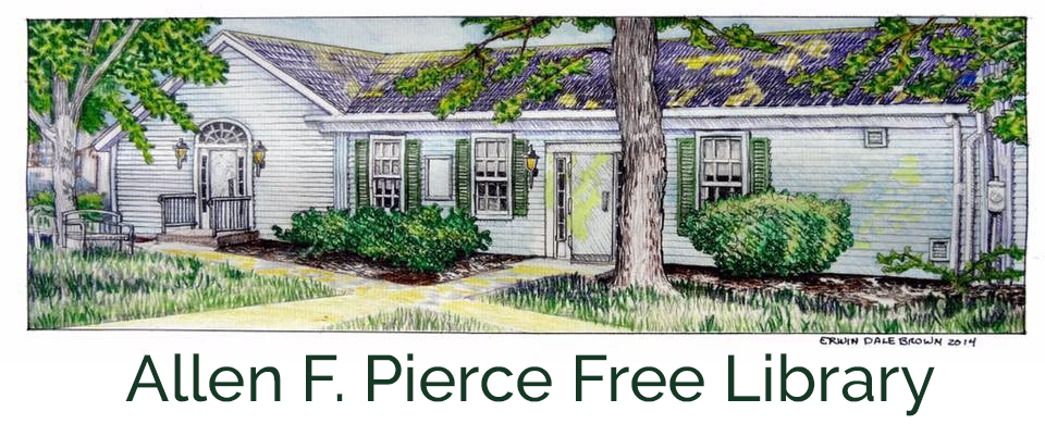 AFPierce-Free-Library-Image-logo